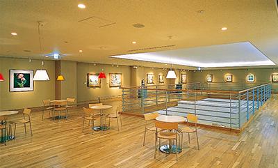 Kitano Cultural Center ( KITANO MUSEUM OF ART,Annex)  (Nagano)