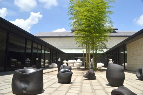 Mino Ceramic Art Museum,Tajimi (Gifu)