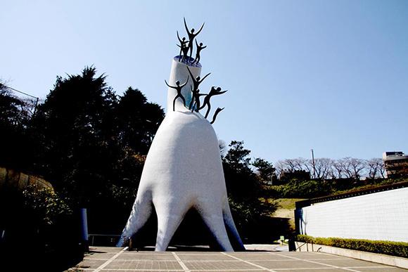 TARO OKAMOTO MUSEUM OF ART  (Kanagawa)