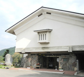 SAKU Municipal Tenrai Memorial Hall (Nagano)