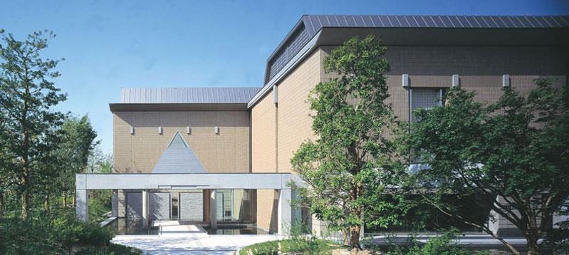 Shuman City Museum of Art and History (yamaguchi)