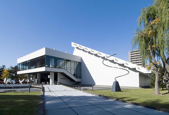 HOKKAIDO MUSEUM OF MODERN ART (Hokkaido)