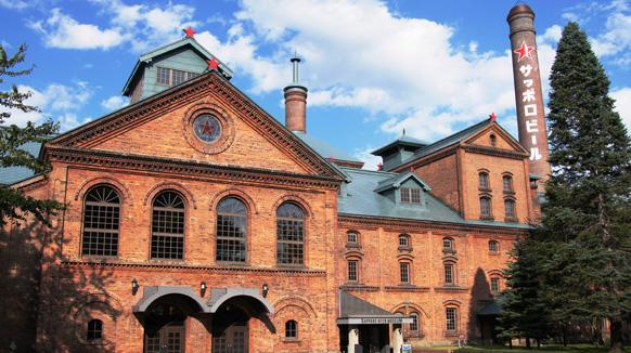 Sapporo Beer Museum (Hokkaido)