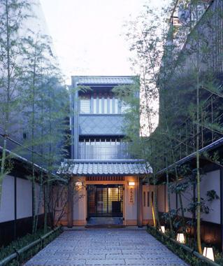 """Guild House Kyogashi """"Kyogashi shiryokan"""" (Kyoto)"""