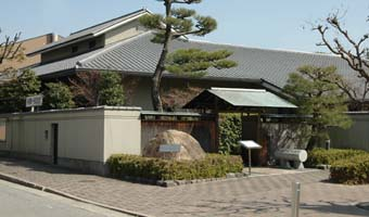 Tanizaki Junichiro Memorial Museum of Literature,Ashiya (Hyogo)