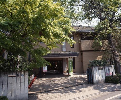 Kenichi Nakamura Memorial Koganei City Hake-no-Mori Museum of Art (Tokyo)