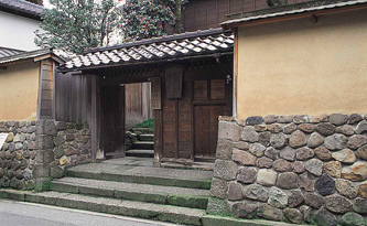 The Old Site of Mr.Kurando Terashima's House (Ishikawa)