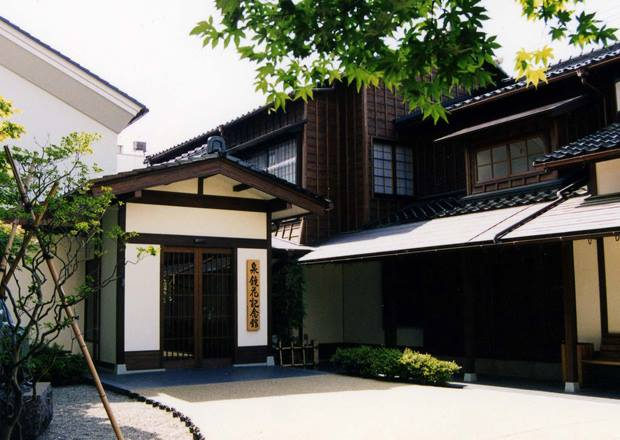 Izumi Kyoka Memorial Museum (Ishikawa)