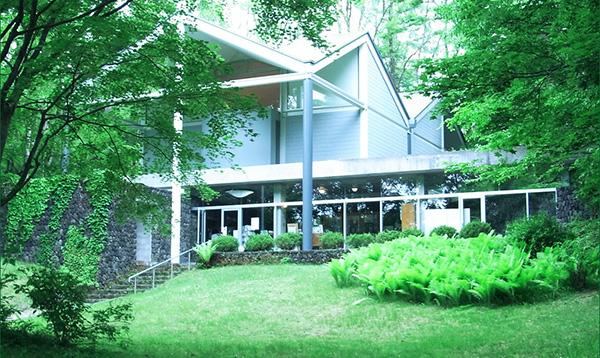 THE LITERARY MUSEUM OF KARUIZAWA (Nagano)
