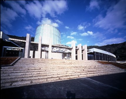Koganezaki Crystal Park・Glass Museum (Shizuoka)