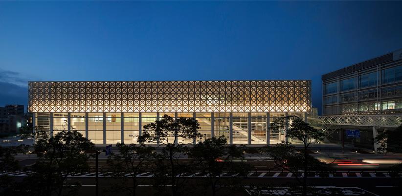 Oita Prefetural Art Museum (Oita)