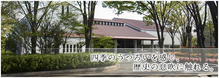 Fuchu City Kyodo no mori Museum (Tokyo)