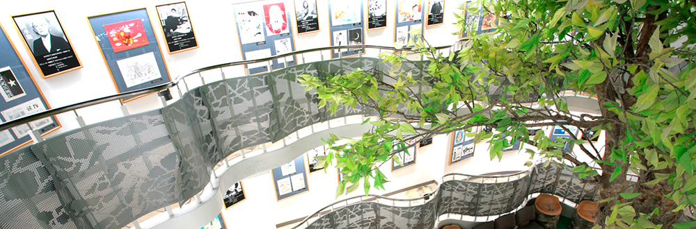 YOKOTE MASUDA MANGA MUSEUM (Akita)